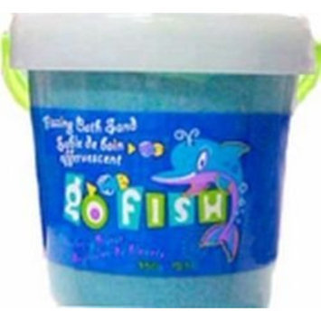 Upper Canada Soap   Candle Go Fish Dolphin Dive In Bubble Bath-Blueberry Burst-8 oz.