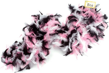 Midwest Design Imports MD3-6810 Chandelle Feather Boa 72