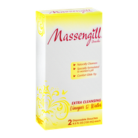 Massengill Extra Cleansing Disposable Douches Vinegar & Water - 2 PK