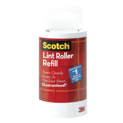 3M Scotch 70-Sheet Lint Roller Refill