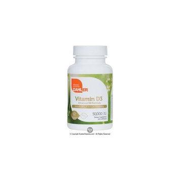 Zahlers Vitamin D3 50,000 IU 120 ct.