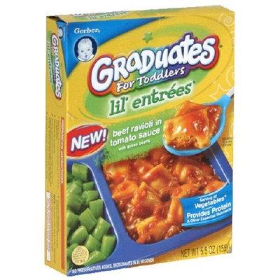 Gerber® Graduates Lil' Entrees, Beef Ravioli