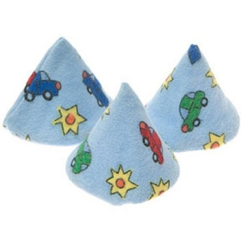 Urban Baby The Pee-pee Teepee for the Sprinkling Weewee Cars & Trucks with a Laundry Bag (Colors & Styles May Vary)