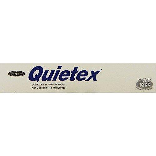 Farnam Quietex Calming Paste Syringe, 12 Milliliters