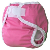 Thirsties Diaper Cover, Raspberry, X-Small (6-12 lbs)