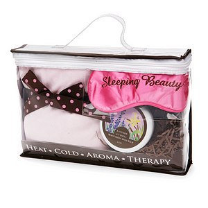 SpaComforts Sleeping Beauty Gift Set