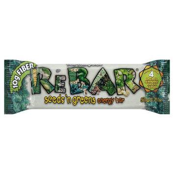 ReBar Seeds 'n Greens Energy Bar, Plum-Pomegranate - 1.75 oz