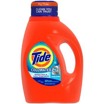 Tide Coldwater High-Efficiency Liquid Detergent