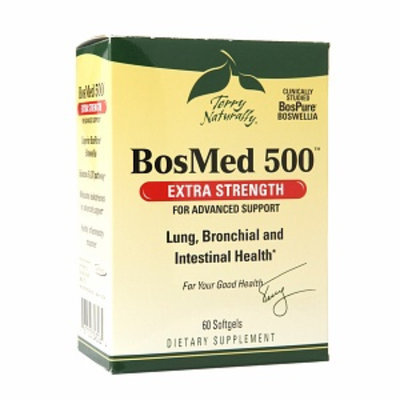 Terry Naturally BosMed, Lung, Bronchial & Intestinal, Softgels, 60 ea
