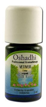 Oshadhi - Essential Oil Singles, Vetiver, Organic 5 mL