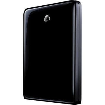 Seagate FreeAgent GoFlex 320GB USB 2.0 Ultra-Portable Hard Drive, Black