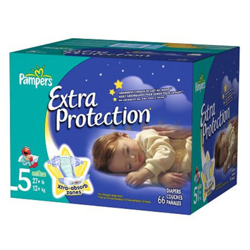 Pampers® Extra Protection Diapers Size 5