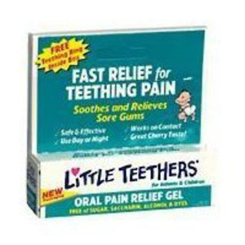 Little Teethers Oral Pain Relief Gel (0.33 oz)