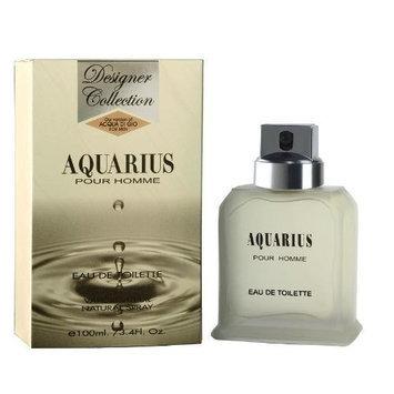 ACQUARIUS By JEAN LOUIS For MEN - EAU DE TOILETTE SPRAY