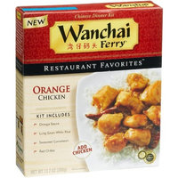 Wanchai Ferry Restaurant Favorites, Orange Chicken, 13.7-Ounce Boxes (Pack of 4)