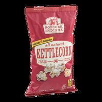 Popcorn Indiana All Natural Kettle Corn Popcorn