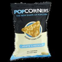 PopCorners Gluten Free White Cheddar Popped Corn Chips