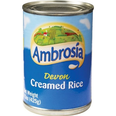 Ambrosia Devon Rice Pudding, 14.1-Ounce Can (Pack of 4)