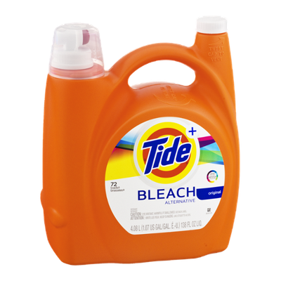 Tide + Bleach Alternative Original