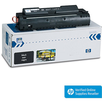 HP C41A Toner, 6000 Page-Yield