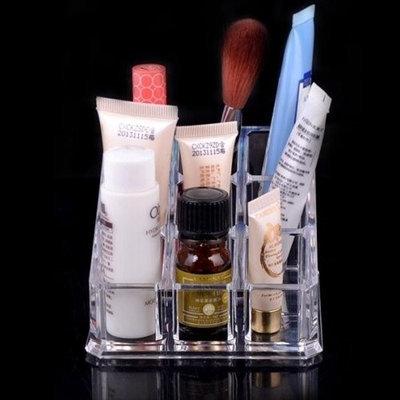 Beauty Acrylic Acrylic Cosmetic Organizer Makeup Brushes Lipstick Holder 1033
