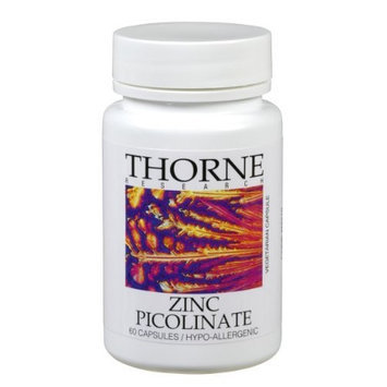 Thorne Research - Zinc Picolinate (15mg) - 60's