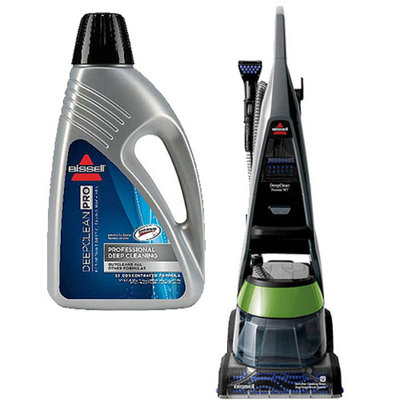 Bissell DeepClean Premier Pet Upright Deep Cleaner with Your Choice of Cleaning Solution