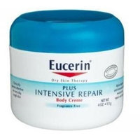 Eucerin Body Creme, Plus Intensive Repair - 4 oz