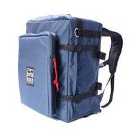 Portabrace Modular Backpack Camera Case w/ Laptop Module, Blue