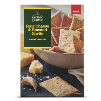 Archer Farms ARCHER FARMS Cheese Snack Crackers