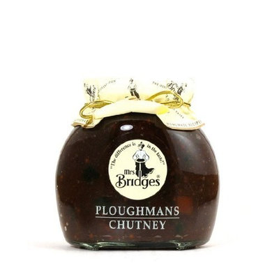 Mrs Bridges Ploughmans Chutney, 11.4-Ounce (Pack of 3)