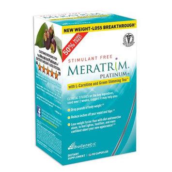 BioGenetic Laboratories Stimulant-Free Meratrim Platinum+, Capsules