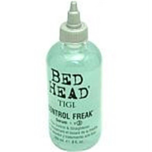 BED HEAD by Tigi CONTROL FREAK SERUM NUMBER 3 FRIZZ CONTROL AND STRAIGHTENER 9 OZ for UNISEX