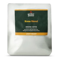 Archer Farms Kona Blend Light Roast Ground Coffee 20 oz