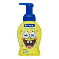 Softsoap® Sponge Bob Square Pants Foaming Hand Soap