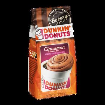Dunkin' Donuts Ground Coffee Bakery Series Cinnamon Coffee Roll