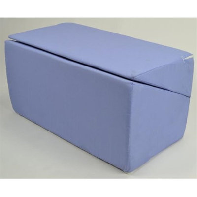 Alex Orthopedic 5003-07BL 7 in. Folding Bed Wedge Blue