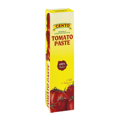 Cento Tomato Paste Double Concentrated