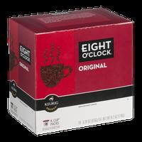 Eight O'Clock Original Medium Roast Coffee K-Cup - 18 CT