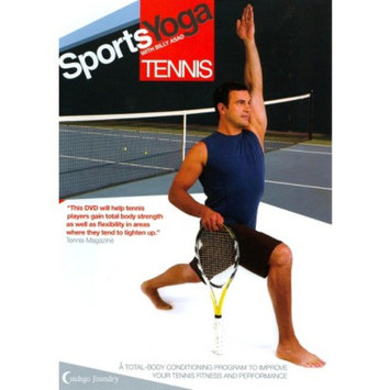 Bayview Entertainment Bayview BAY851 Sports Yoga Tennis With Billy Asad