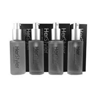 HerStyler Hair Serum - Vitamine E Pack of 4