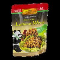 Lee Kum Kee Panda Brand Sauce for Lettuce Wrap