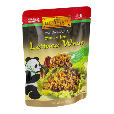Lee Kum Kee Panda Brand Sauce for Lettuce Wrap