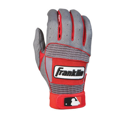 Franklin Sports Neo Classic II Adult: Grey/Red M
