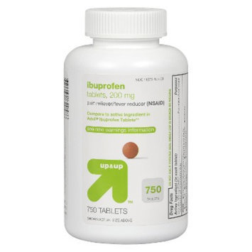 up & up Ibuprofen Tablet 750-pk.