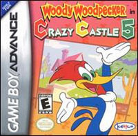 Tantalus Woody Woodpecker: Crazy Castle
