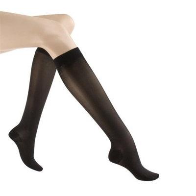 Mediven Sheer and Soft Calf Length Stockings, Petite, Closed Toe, 15-20 mmHg, II, Natural, 1/Pair, MDV42502