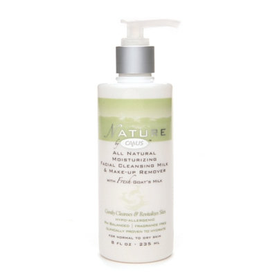 Nature by Canus Moisturizing Facial Cleasing Milk Fragrance Free