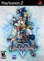 Square Enix Kingdom Hearts II (PlayStation 2)