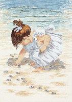 Janlynn JANLYNN Collecting Shells - JANLYNN CORPORATION